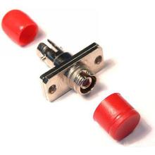 Boîtier métallique pour adaptateur fibre optique hybride St-FC