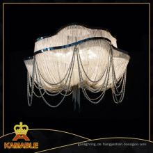 Moderne Perlenkette Kronleuchter Projekt Lampe (KA1219)
