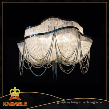 Modern Pearl Chain Chandelier Project Lamp (KA1219)