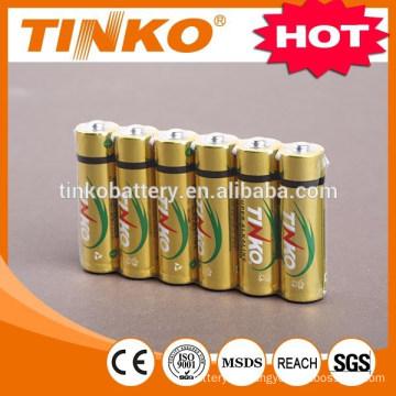 alkaline battery/AA AAA D C 9V 23A 27A