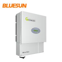 Growatt 1KW 2kw na grade do inversor 3000W Grade amarrada para a casa do sistema das energias solares