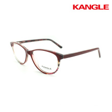 2017 Engrave Popular Women Shape Acetate Eyewear Glasses Eyeglasses Optical Frames