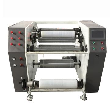 Wholesale Plastic Packaging Semi-Fully Sitting Rewinding Machine
