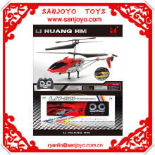 LH1101-2 alloy structure helicopter 3.5CH w / double blades