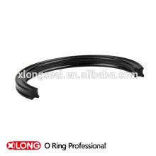 Fabriqué en Chine nouvelle forme en forme de x anneau en caoutchouc