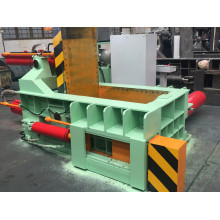 Automatic Aluminum Copper Iron Steel Metal Baling Press