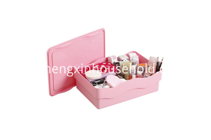 Storage Box With Cover