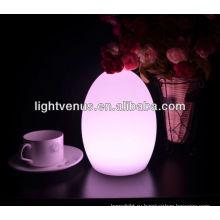 Декоративные пластиковые цвет меняется привело лампа