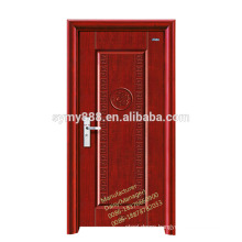 Double Leaf Factory Fire Rated Steel Doors with FM