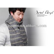 Moda de alta calidad de los hombres toda la bufanda / el mantón de marzo