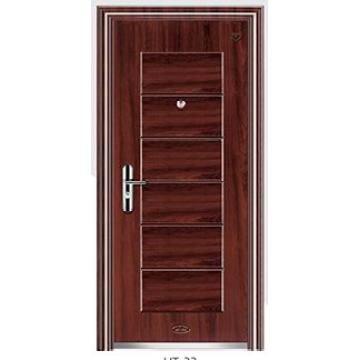 Latest Design Metal Security Door Steel Door