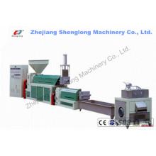 Machine de granulation à recyclage de film plastique PE / PP à déchets (SL-110)
