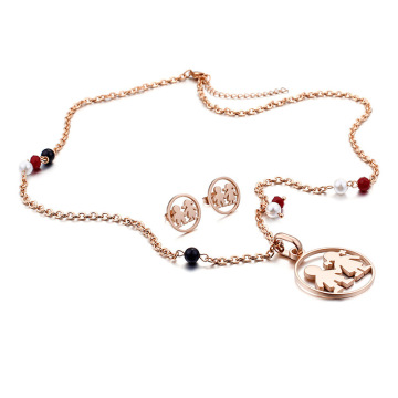 Valentijnsdag cadeau Good friend friendship jewelry set