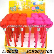 la lumière crayon Valentin plumier