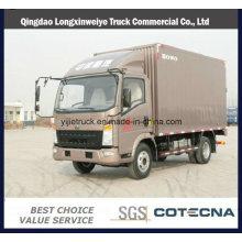 Camioneta de carga ligera Sinotruk HOWO 3-5ton