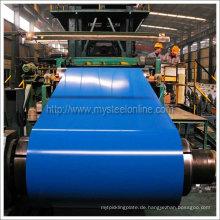 Ausgezeichnete mechanische Eigenschaft PPGI Stahlspule