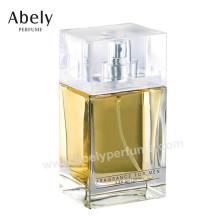Parfum masculin de 50 ml avec parfum français