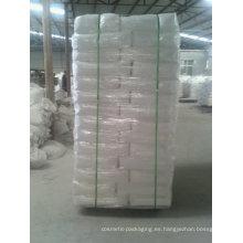 Procesamiento de Acrylice en producto de PVC transparente