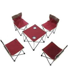 Высокое качество Кемпинг наборы садовые стол и стулья,Кемпинг стол для наружной,