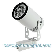 7W led track lighting Energy-saving Lamp pure white