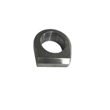 Pièce de cylindre usinée CNC forgée