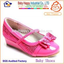 China Hersteller liefern Kinder Kleid Schuhe