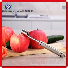 Removedor de núcleo de fruta Removedor de separador de manzana / vegetal