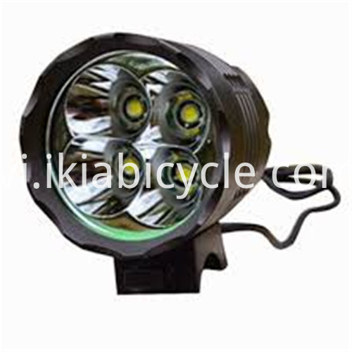 Colorful Mountain Bike Lights