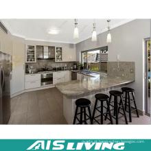 Mobília de madeira modular do armário da cozinha (AIS-K370)
