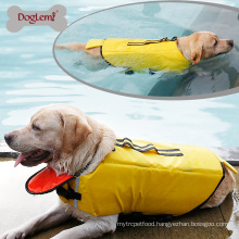 2017Doglemi Cheap Best Selling Pet Dog Swimming Life Vest Jacket