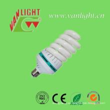 Alta potencia T6 completo espiral 85W CFL, lámpara ahorro de energía