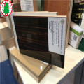 Linyi mdf high gloss kitchen uv sheet