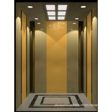 Коммерческий лифт с малым машинным залом