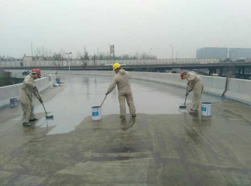 bridge deck waterproofing paint