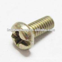 Flat head metal screw For electric pizza heater