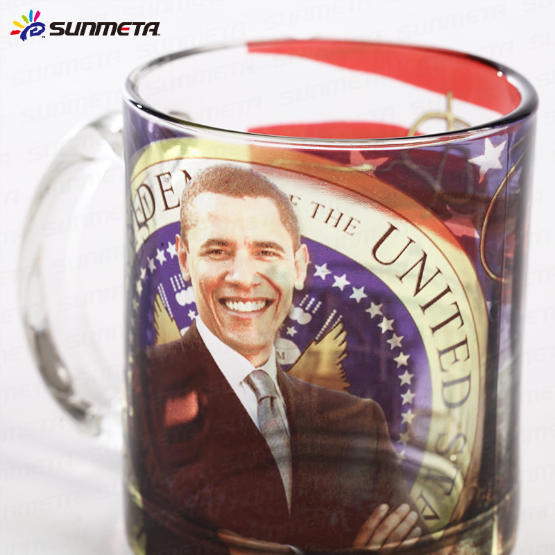 Sublimation glass mug3