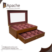 Competitive Price for Necklace Display Stand jewelry showcase box export to Vietnam Exporter