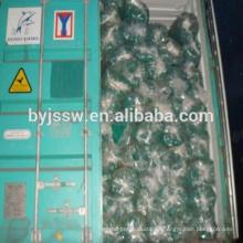 Schatten-Plastiknetz / Dach-Schatten-Filetarbeit / Plastikfiletarbeit für Blumen