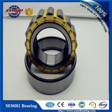 Rodamiento de rodillos cilíndrico del alto rendimiento (NU214M) para el excavador
