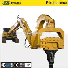 Chinesische Fabrik JISAN gemacht hohe effiziente gute Qualität 20 Tonnen Vibrationsstapelantrieb Hammer