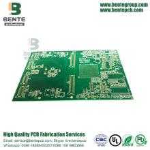 8 Lagen HDI PCB ENIG 3u