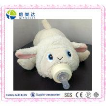 Brinquedo do frasco do bebê / tampa da garrafa de água quente