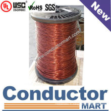 #16 Class155 revêtement polyester fil d'aluminium émaillé
