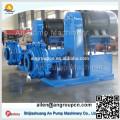 Pompe portative horizontale de boue de boue résistante de foret