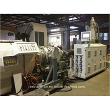 High Efficiency Screw Sj65/33 Single Screw Extruder