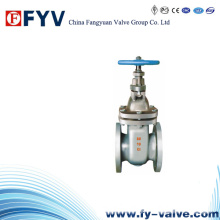 API Non-Rising Stem Solid Wedge Gate Valve