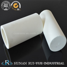 Industrial High Purity 99% High Alumina Ceramic Tube