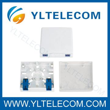 Fiber Optic Mounting Box 2Port