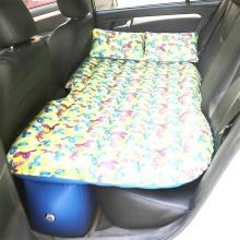 Bunte Auto-aufblasbare Bett-Auto-Luftmatratze