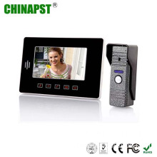 LCD Touch Monitor Waterproof Video Intercom Phone (PST-VD7WT1)